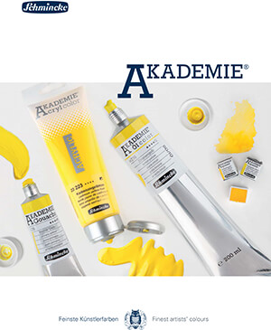 AKADEMIE® Oil color