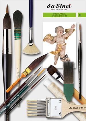 Da Vinci Özel Amaçlı Fırçalar Kataloğu